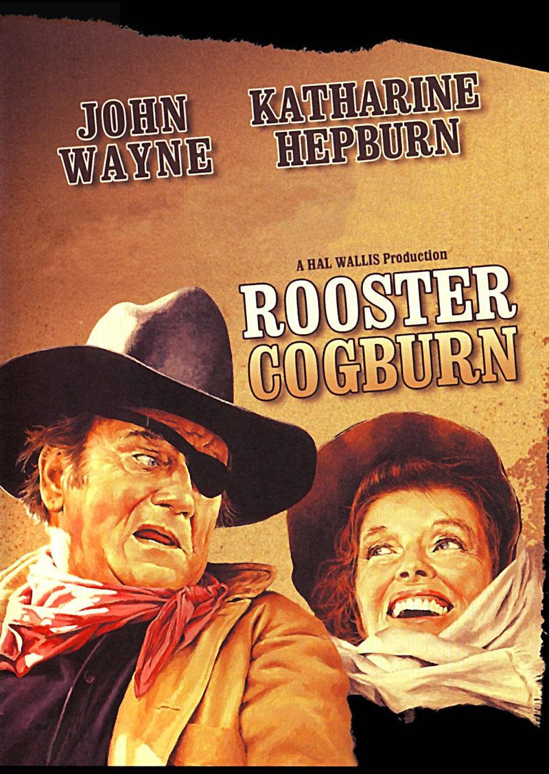 Image result for ROOSTER COGBURN ( 1975 ) POSTER