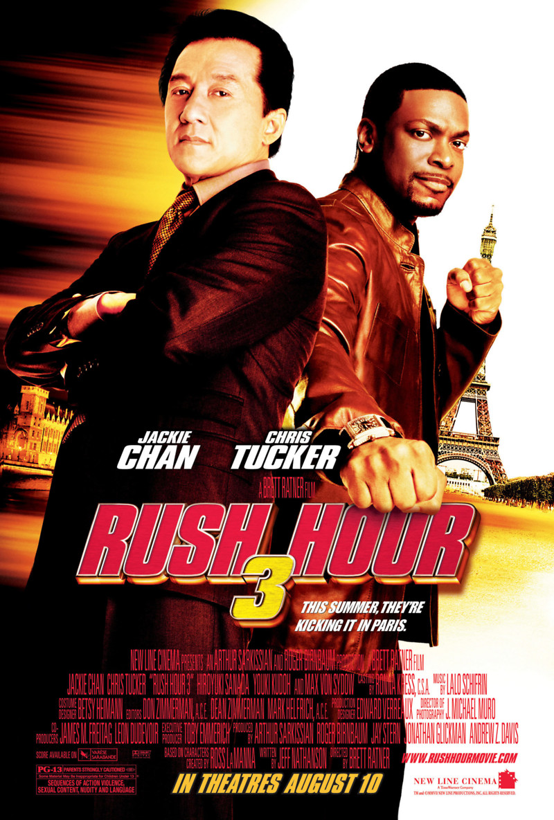 Rush hour 4 release date