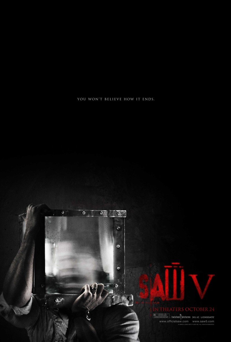 saw v dvd release date january 20 2009