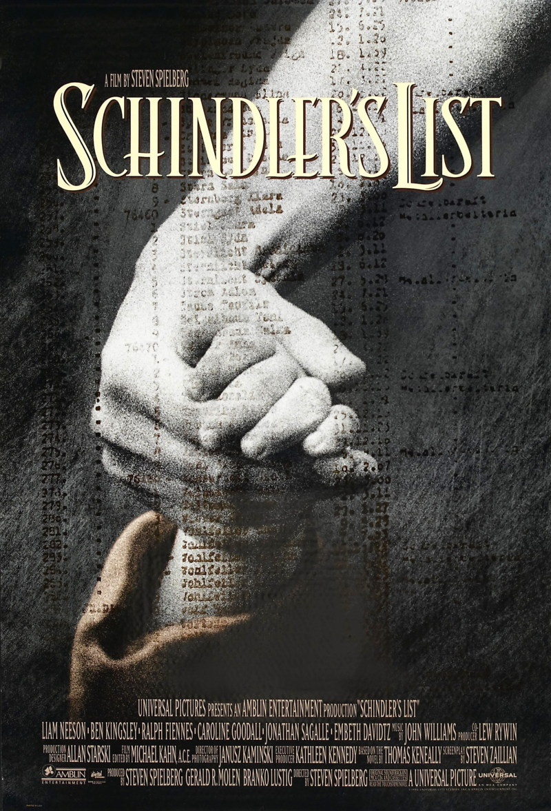 a study of the life and heroism of oskar schindler