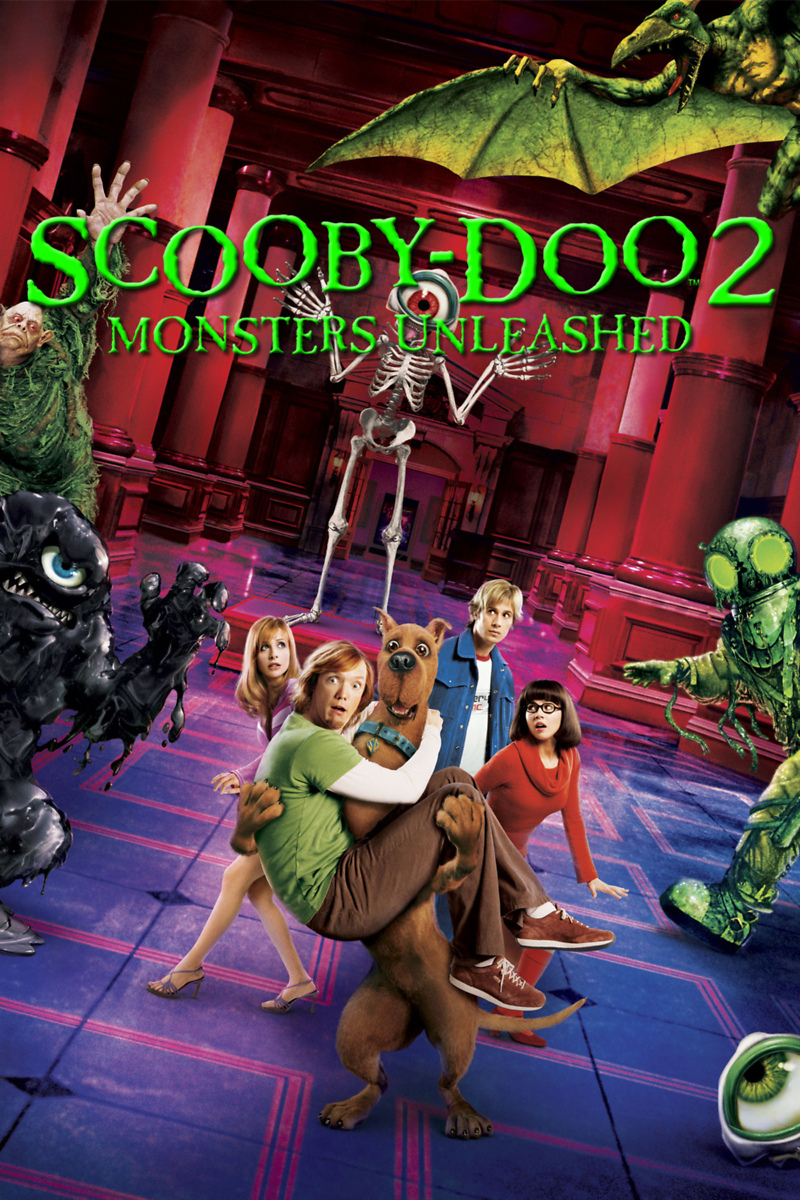 Scooby Doo 2 Monsters Unleashed Dvd Release Date September 14 2004