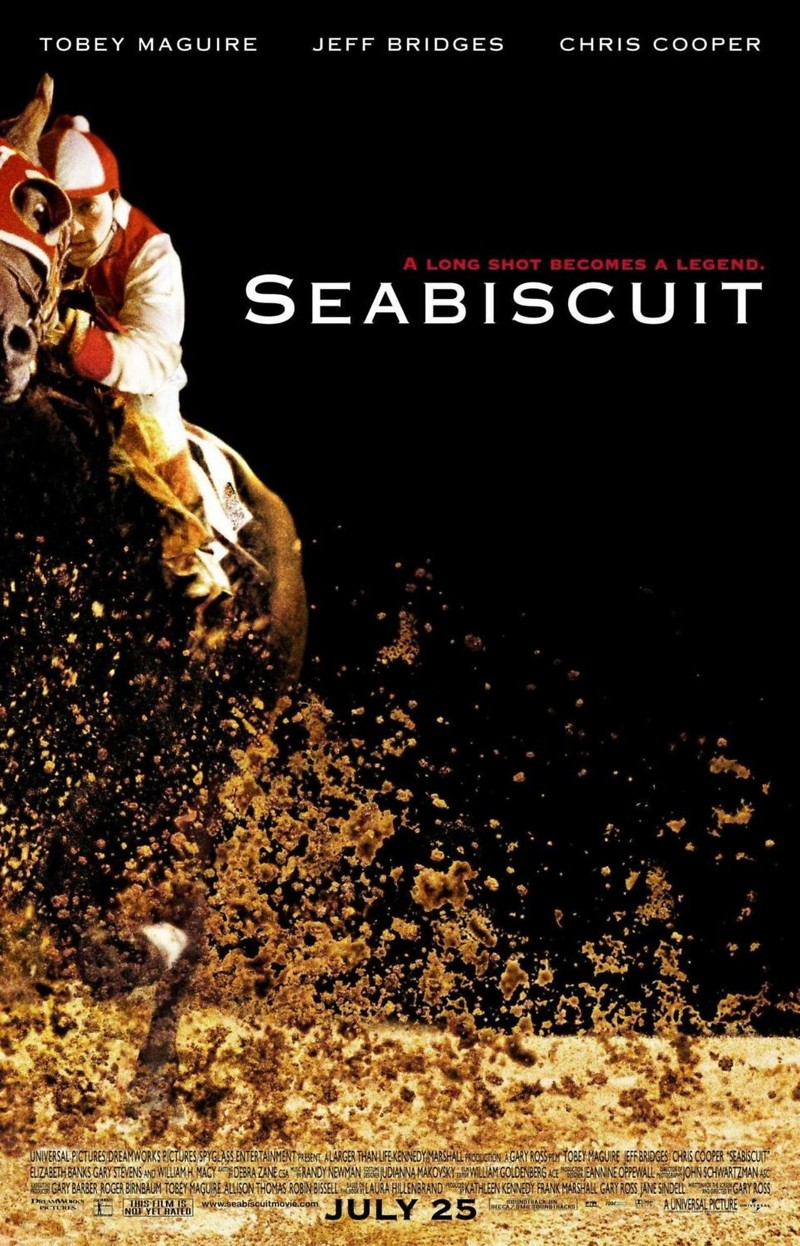 seabiscuit dvd release date may 23  2006