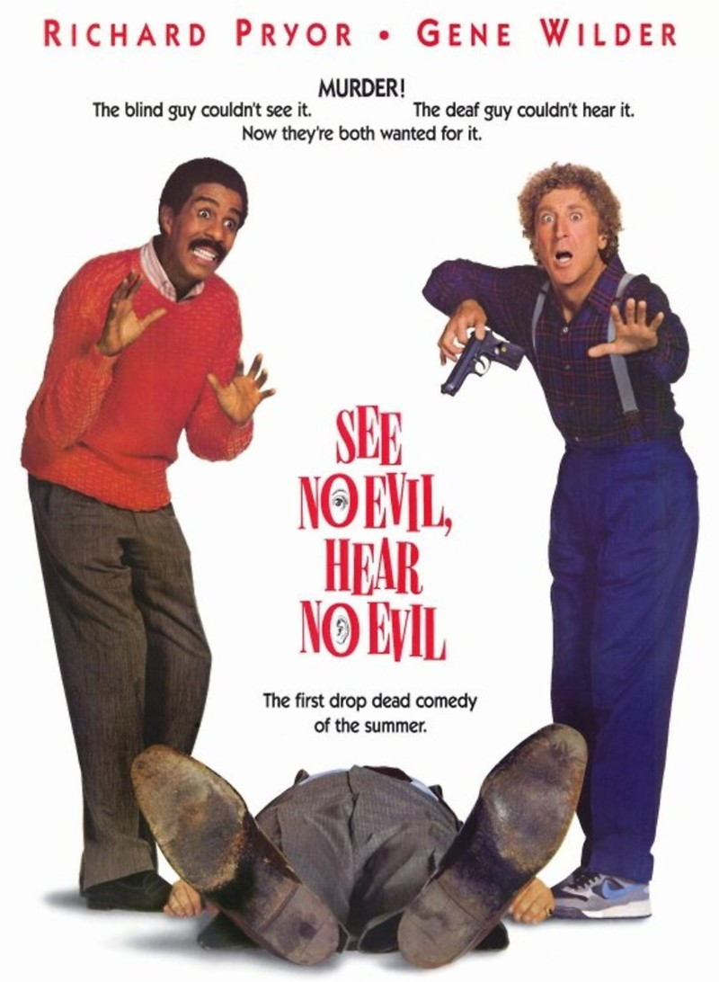 See No Evil Hear No Evil_(1989)[DVDRip] (download torrent ...