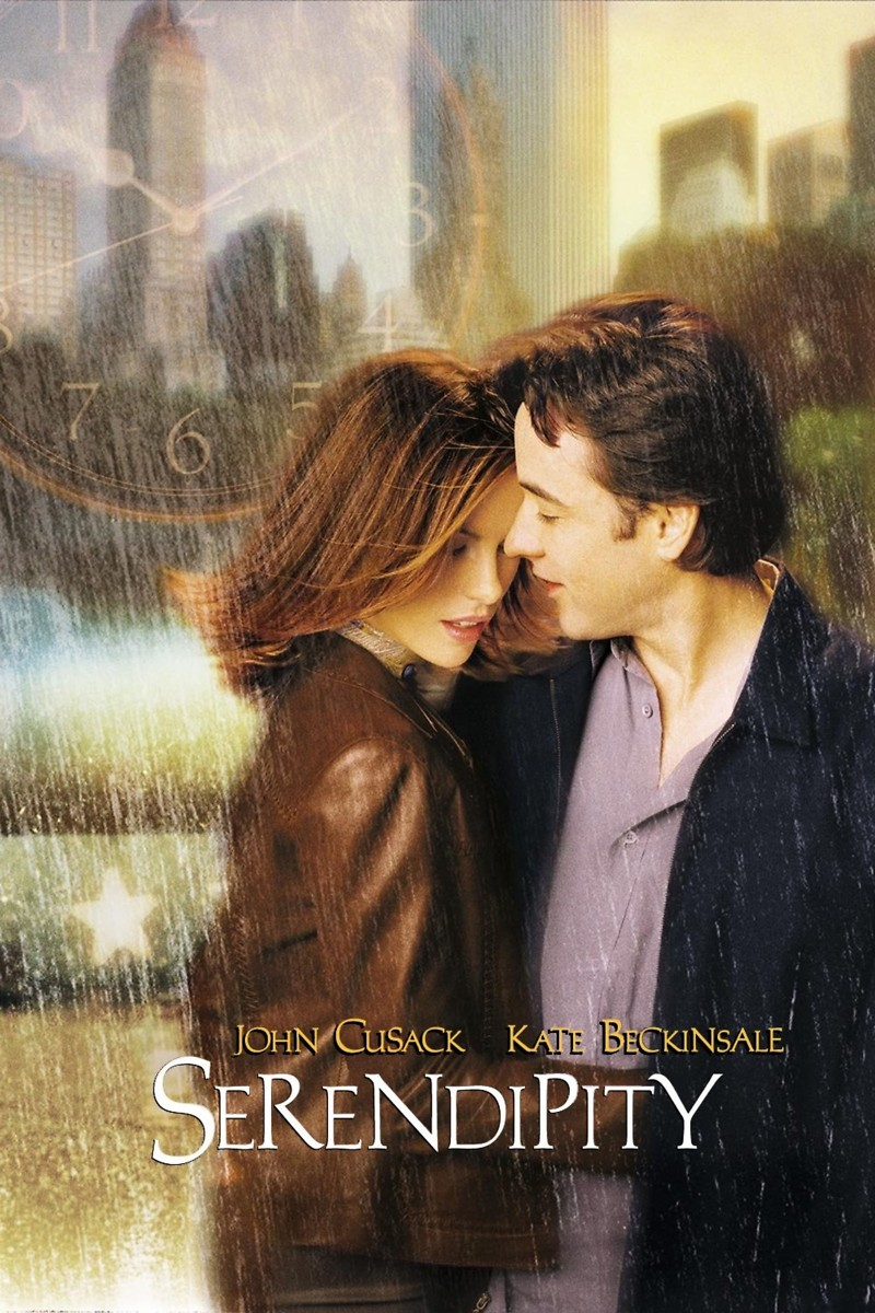 Serendipity DVD Release Date April 9, 2002