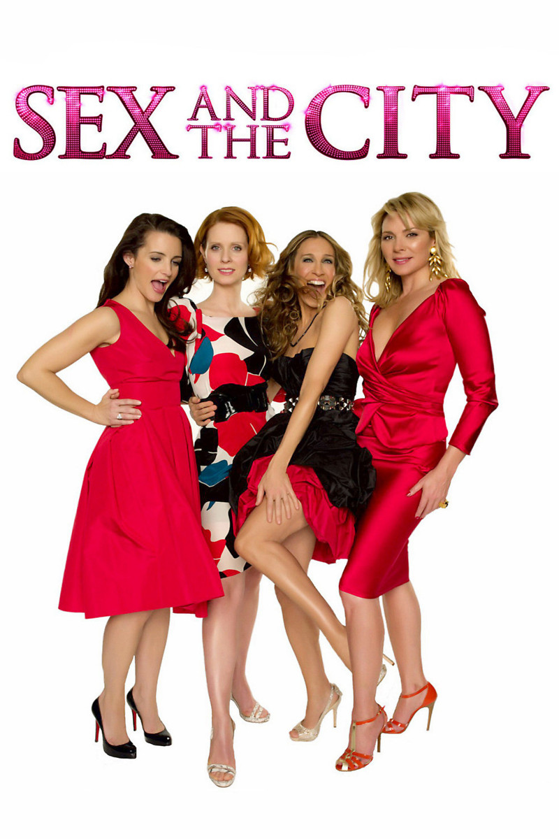 Sex and the city the movie 2008