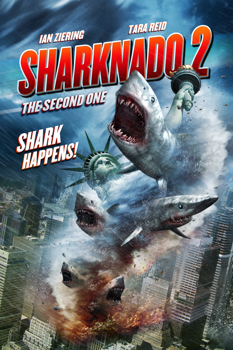 Download Sharknado 2: The Second One movie, Watch ...
