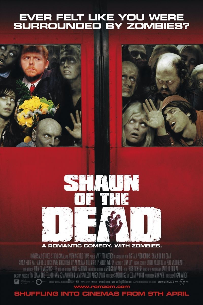 shaun of the dead movie critic Shaun of the dead (2004) movies, tv, celebs, and more  metascore based  on 34 critic reviews provided by metacriticcom.