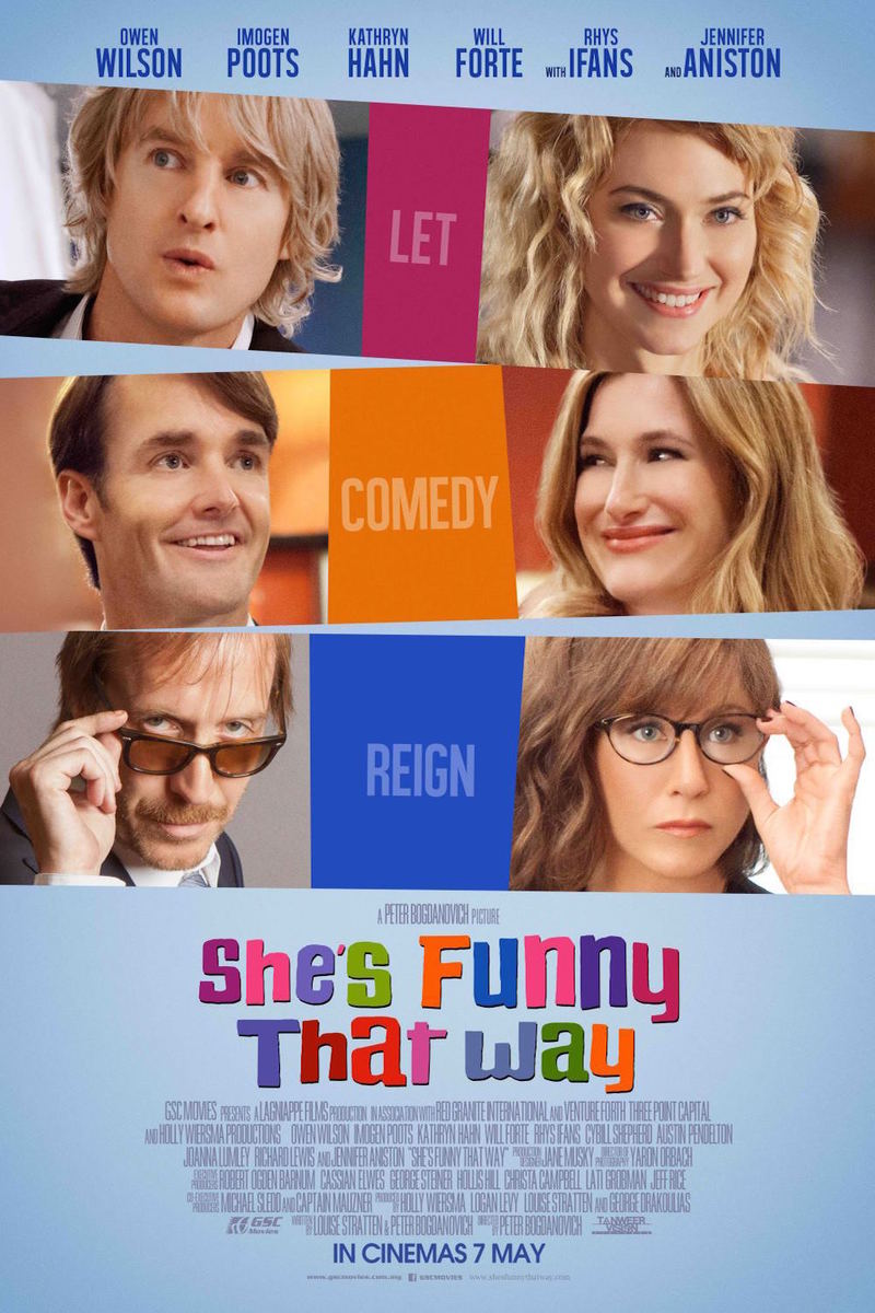 Thread: Watch She's Funny That Way 2014 online free full movie android ...