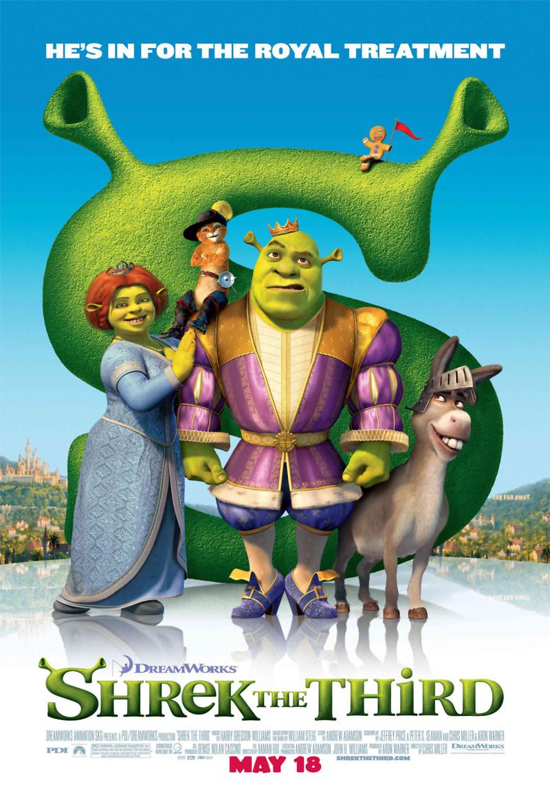 Shrek 5 release date in Perth