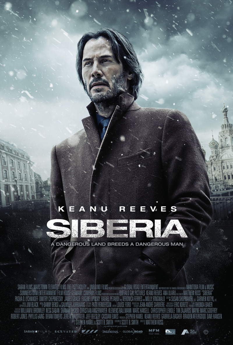 siberia movie dvd poster september release movies posters