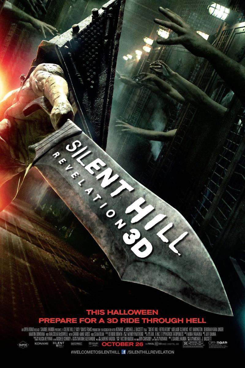silent hill revelation 3d movie