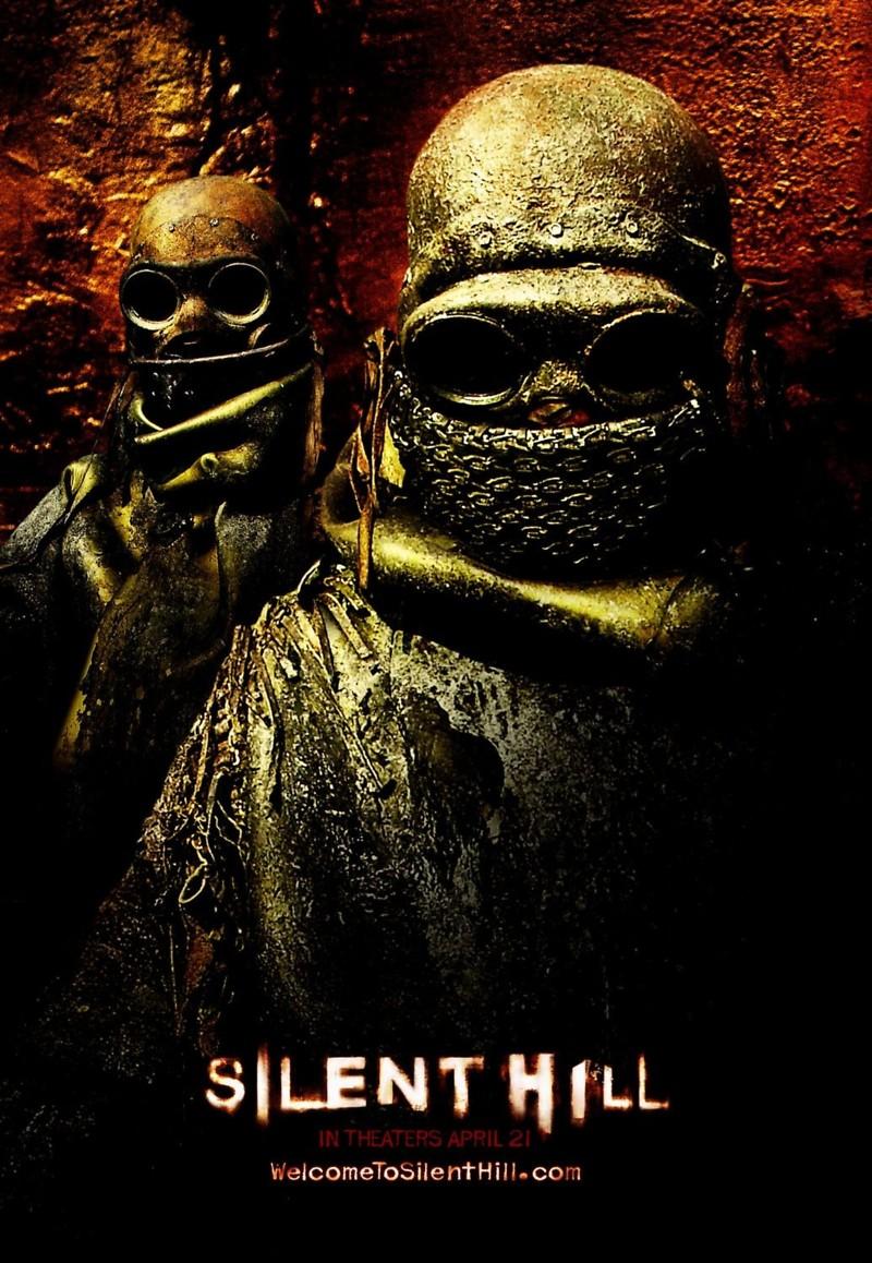 Silent Hill: Revelation 3D | Movie fanart | fanart.tv |Silent Hill Movie Poster