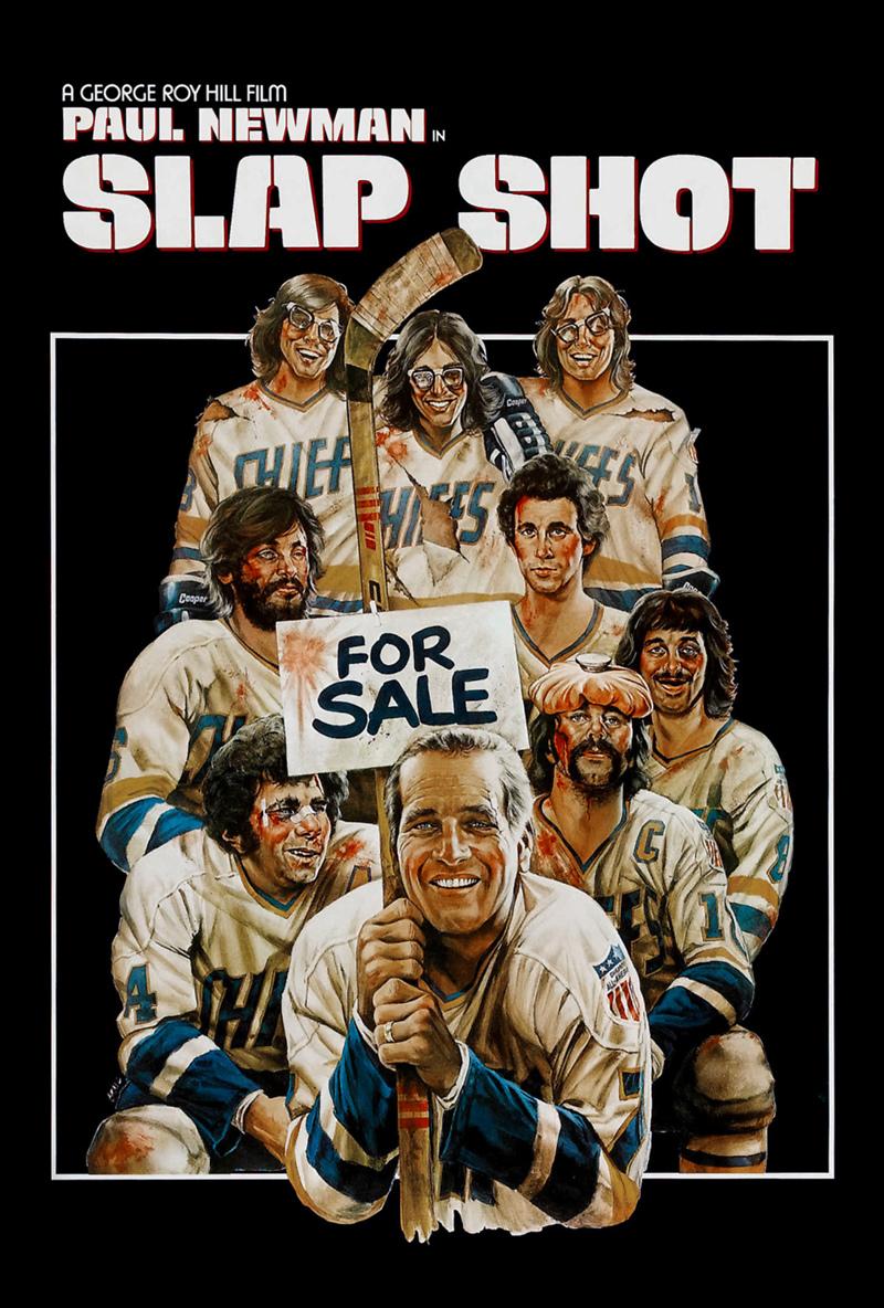 Slap Shot DVD Release Date