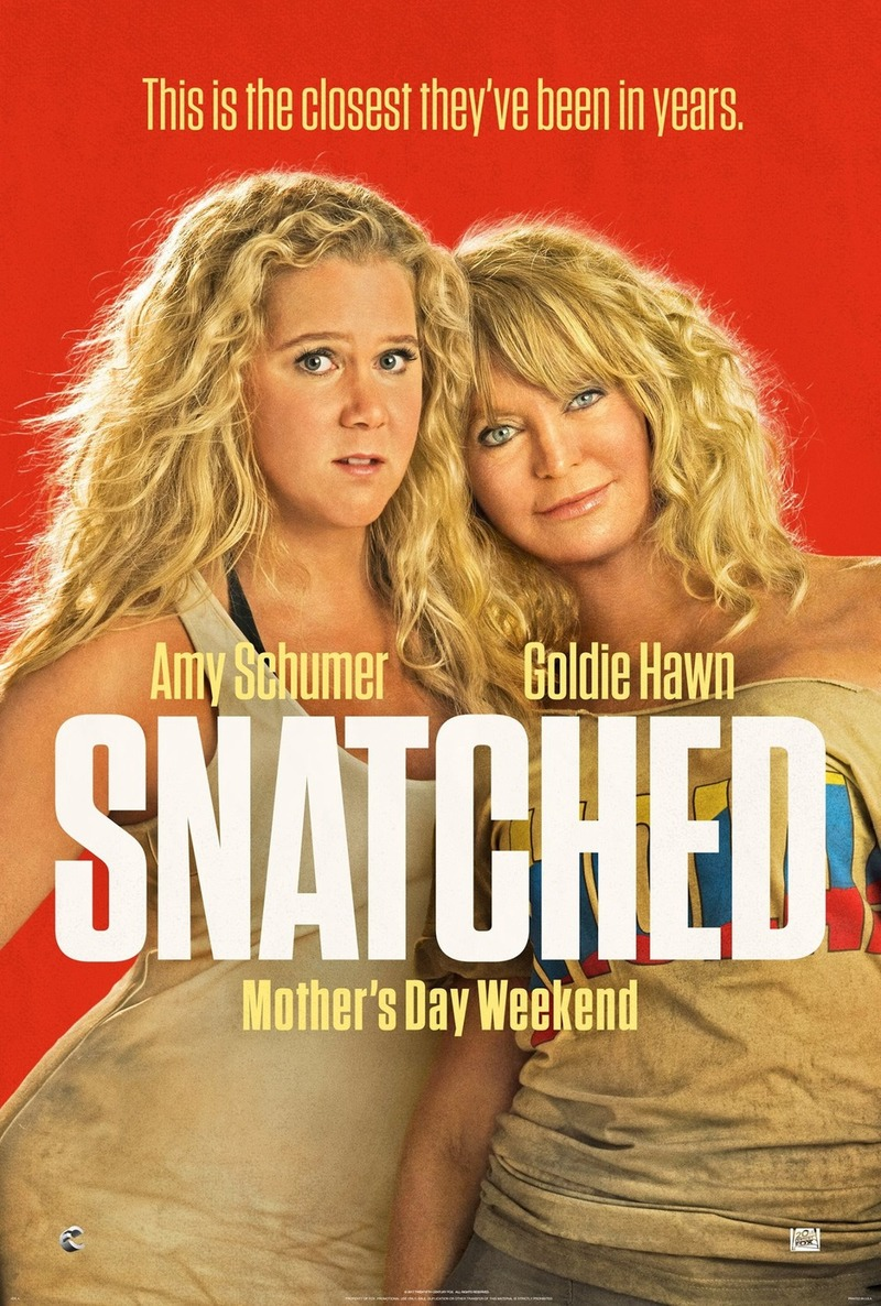 Snatched DVD Release Date August 8, 2017
