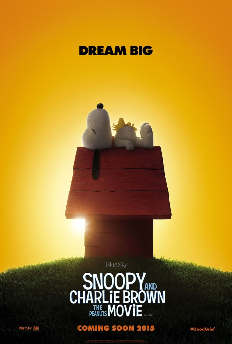 The Peanuts Movie DVD and Blu-ray release date was set for March 8 ...