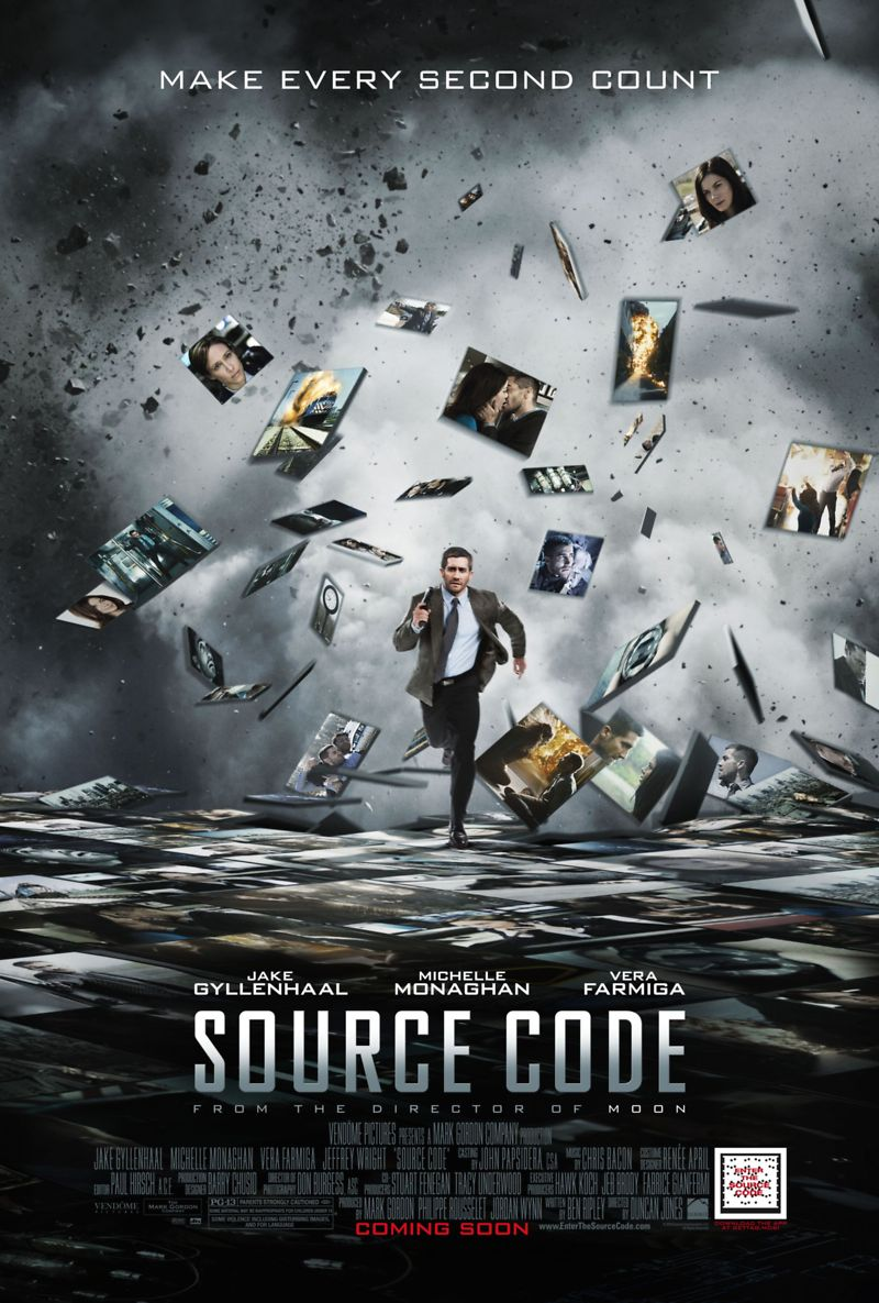 July Movie Releases: Source Code DVD Release Date July 26, 2011