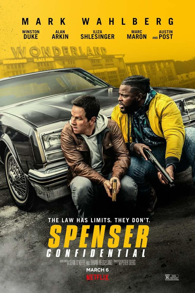 Spenser Confidential Dvd Release Date