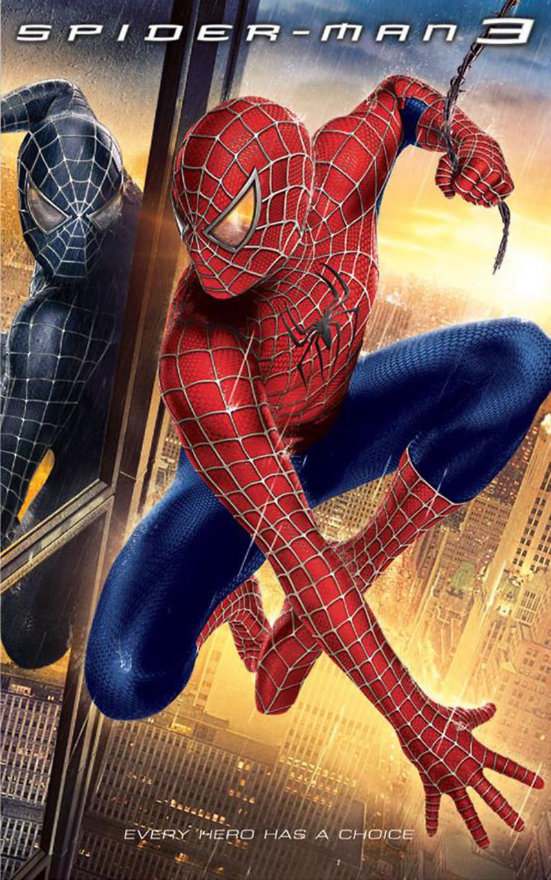 Человек паук 3 кинофильм в ави