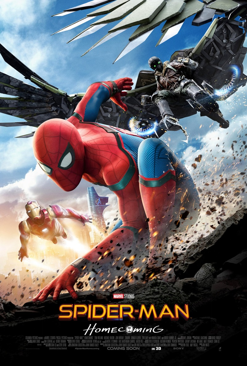 Oglądaj Spider-Man: Homecoming (2017) Online za darmo - {short-story limit=