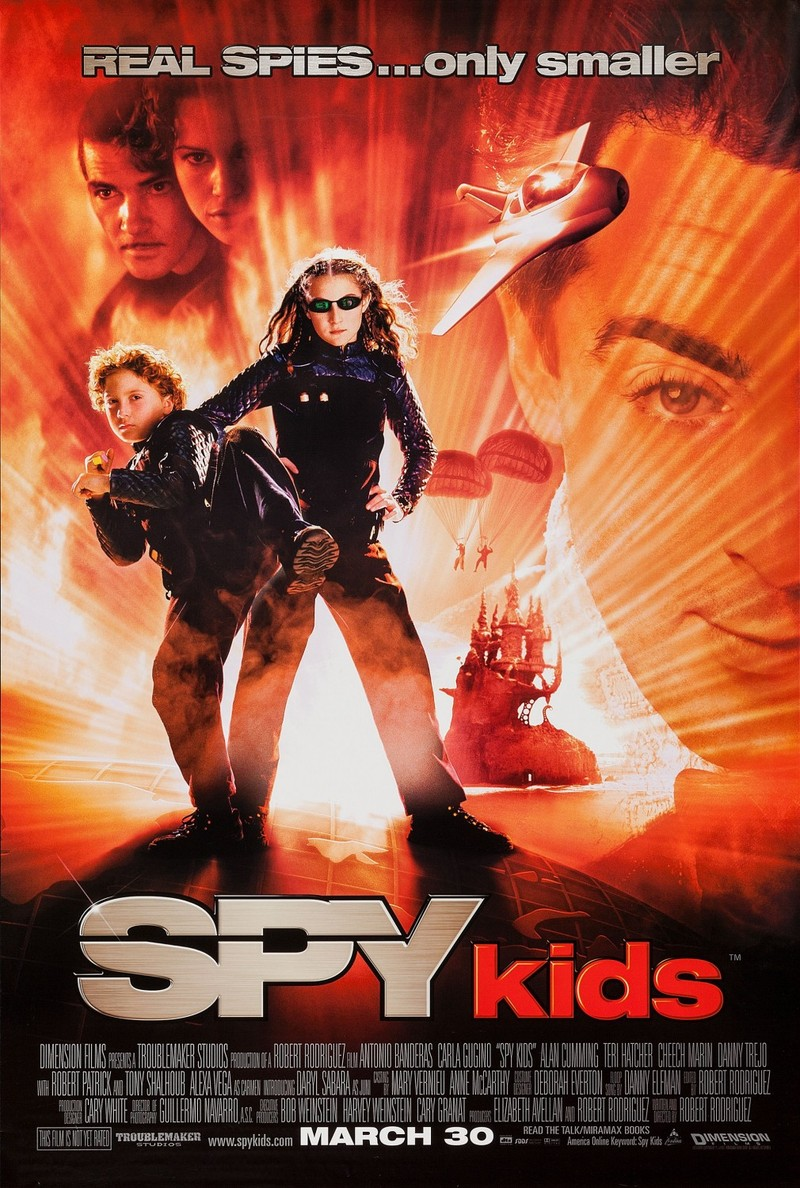 Movie spy vide