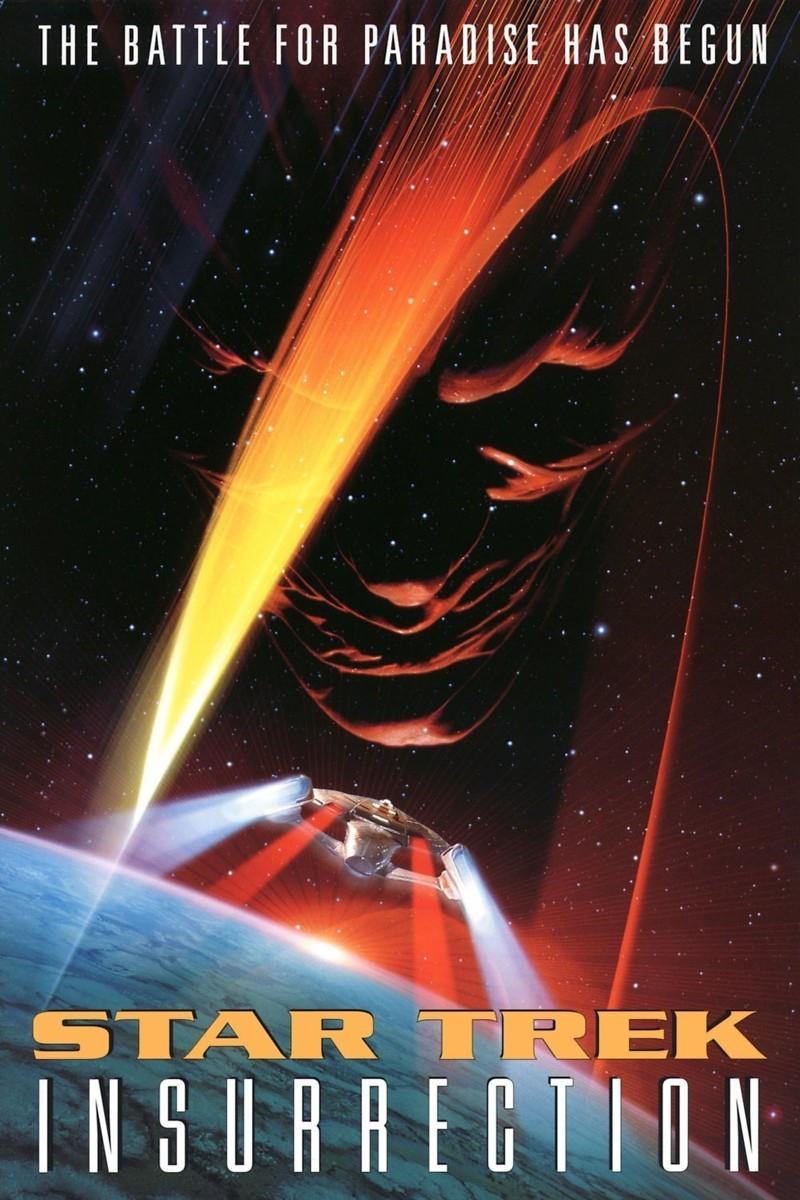 Top Movies: Star Trek: Insurrection movies Finland