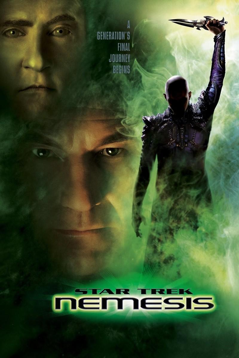 star trek nemesis dvd release date