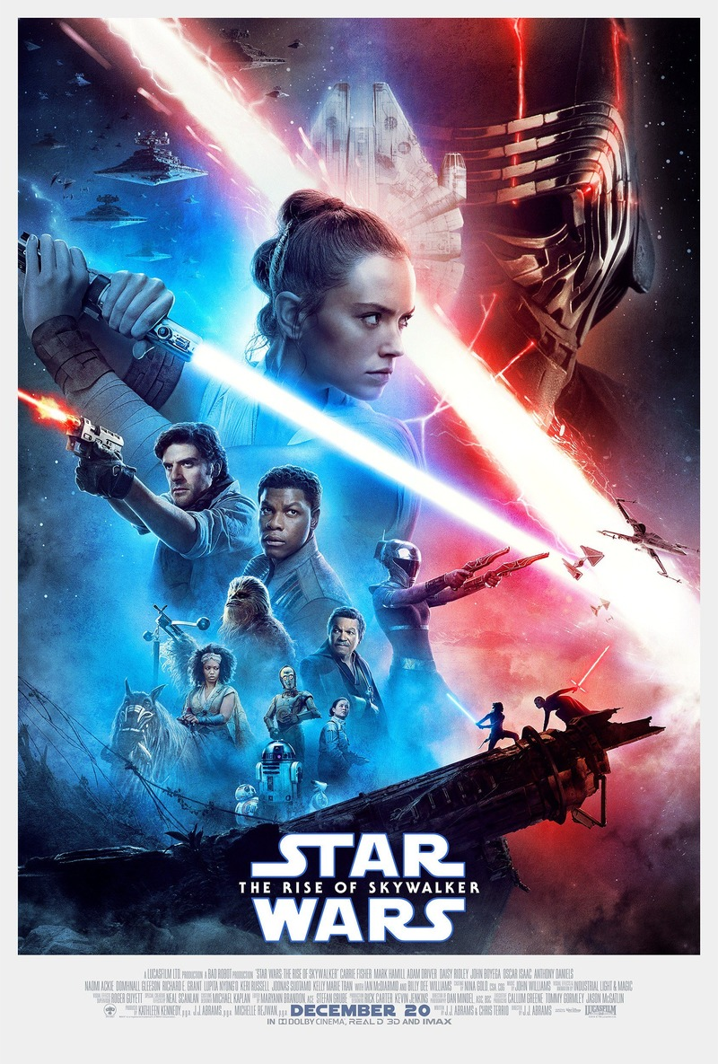 Star Wars Episode Ix The Rise Of Skywalker Dvd Release Date March 31 2020