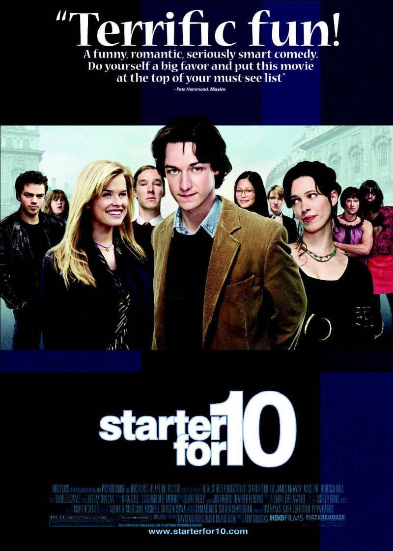Starter for 10 dvd release date july 31 2007 for Inside 2007 dvd