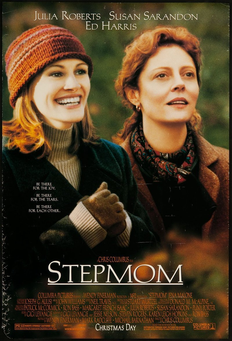 movie stepmom Read the stepmom movie synopsis, view the movie trailer, get cast and crew information, see movie photos, and more on moviescom.