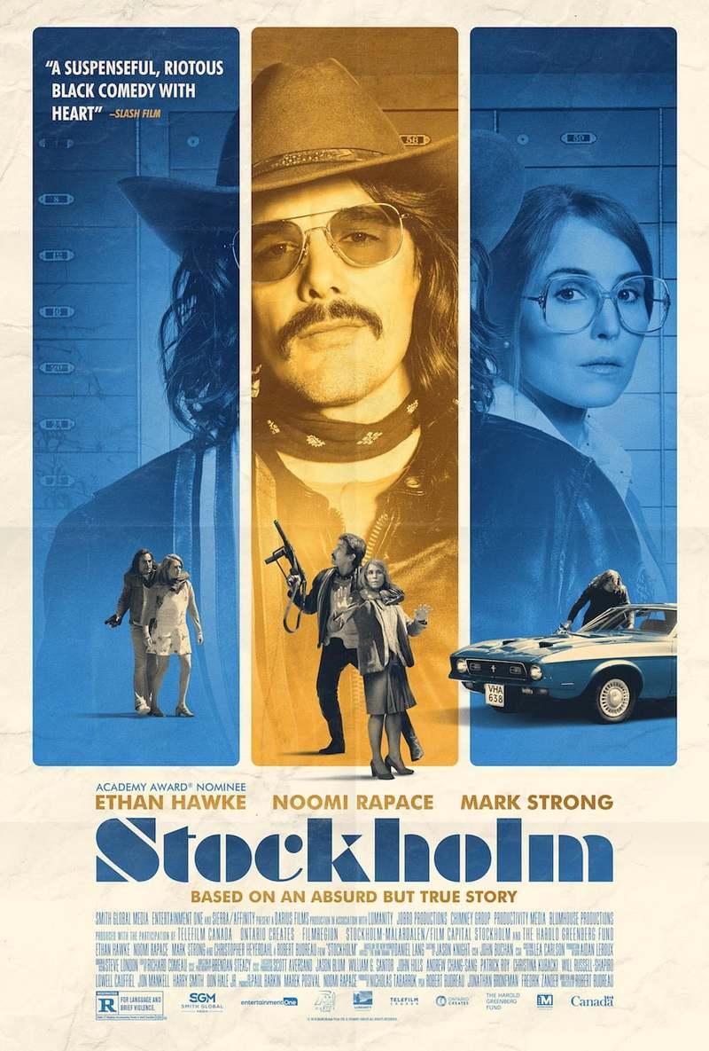 Stockholm DVD Release ...