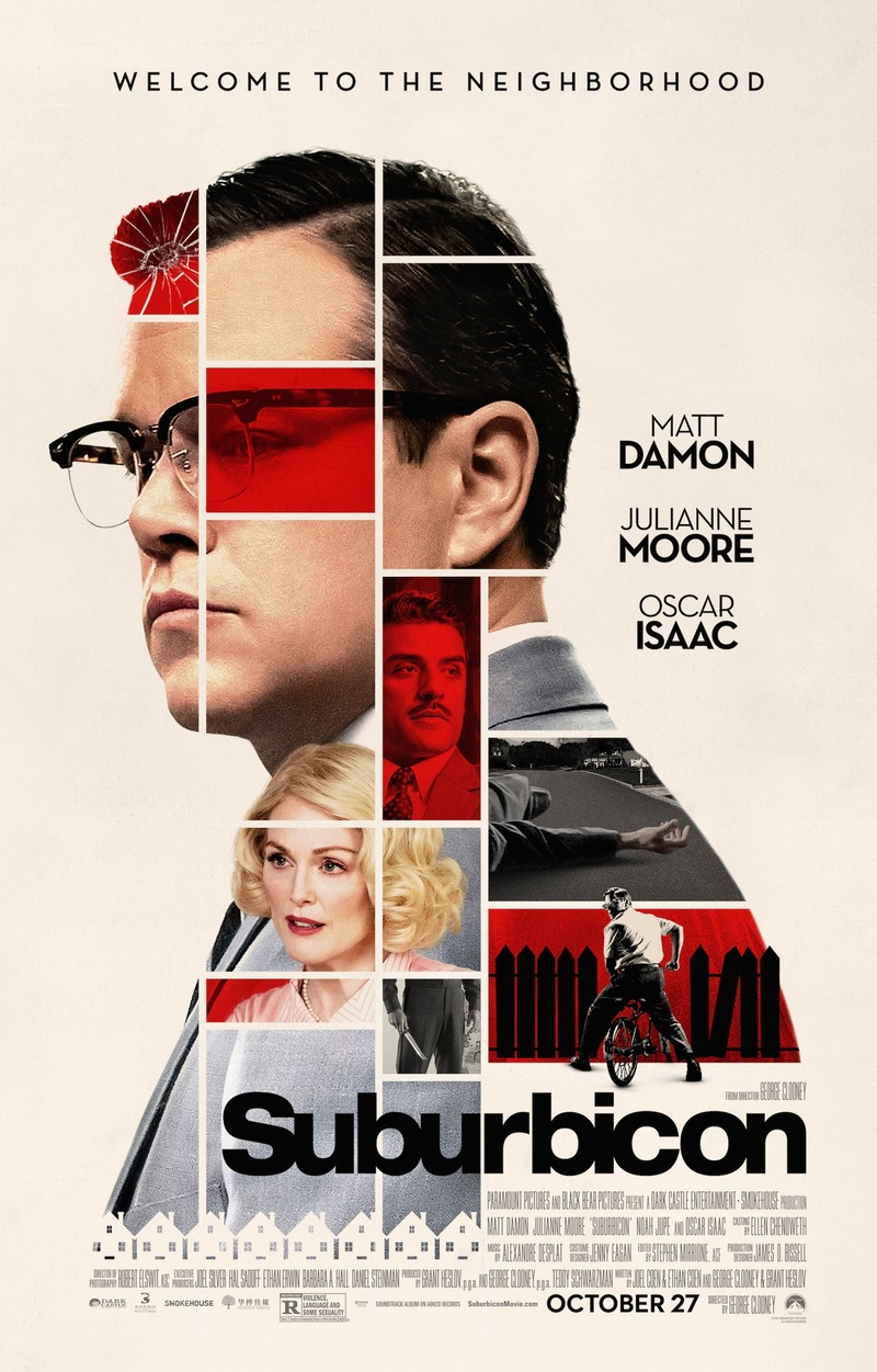 6 July 2018 Released Movie: Suburbicon DVD Release Date February 6, 2018