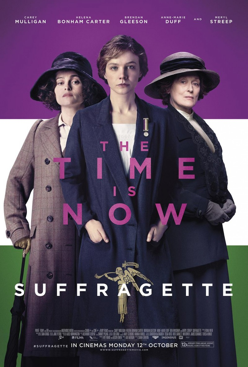 Suffragette DVD Releas... Carey Mulligan News