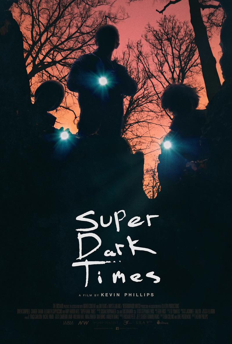 Super Dark Times Film