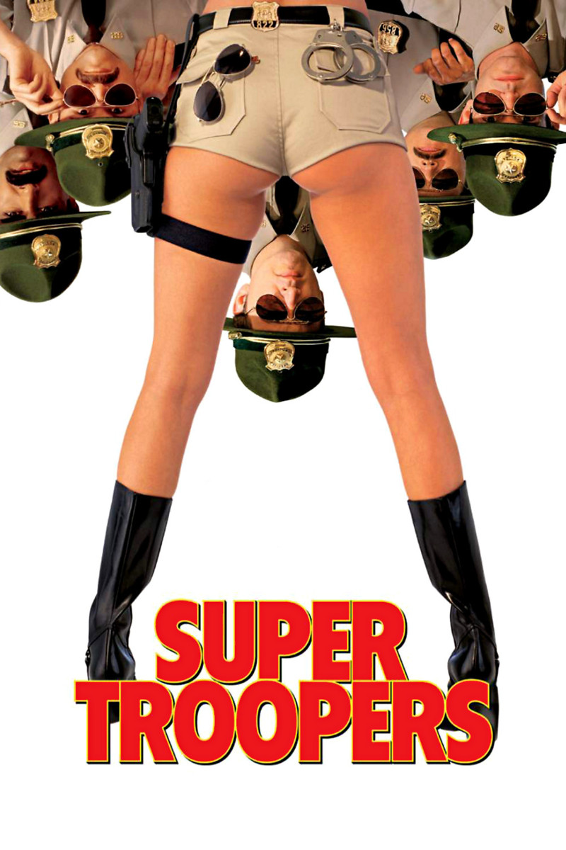 Super Troopers DVD Release Date