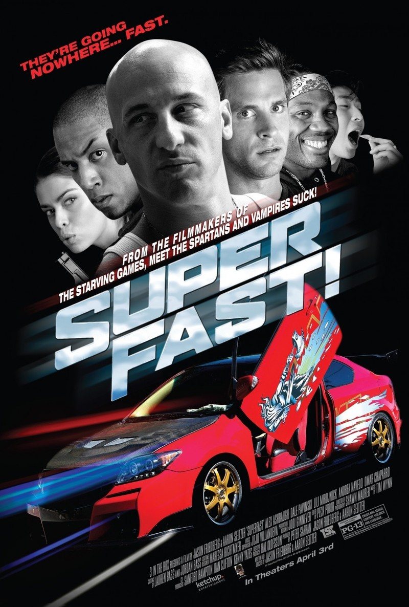 Superfast! DVD Release Date May 5, 2015
