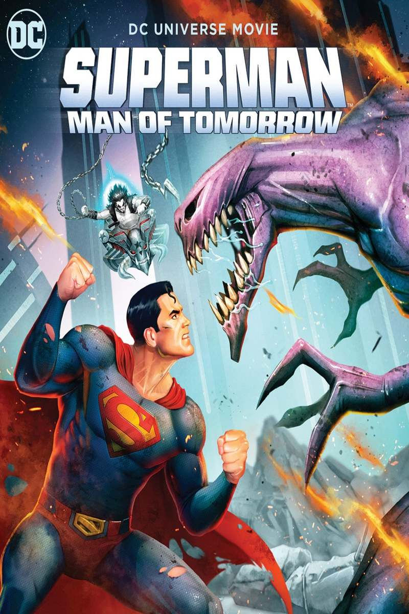 Superman: Man of Tomorrow DVD Release Date September 8, 2020