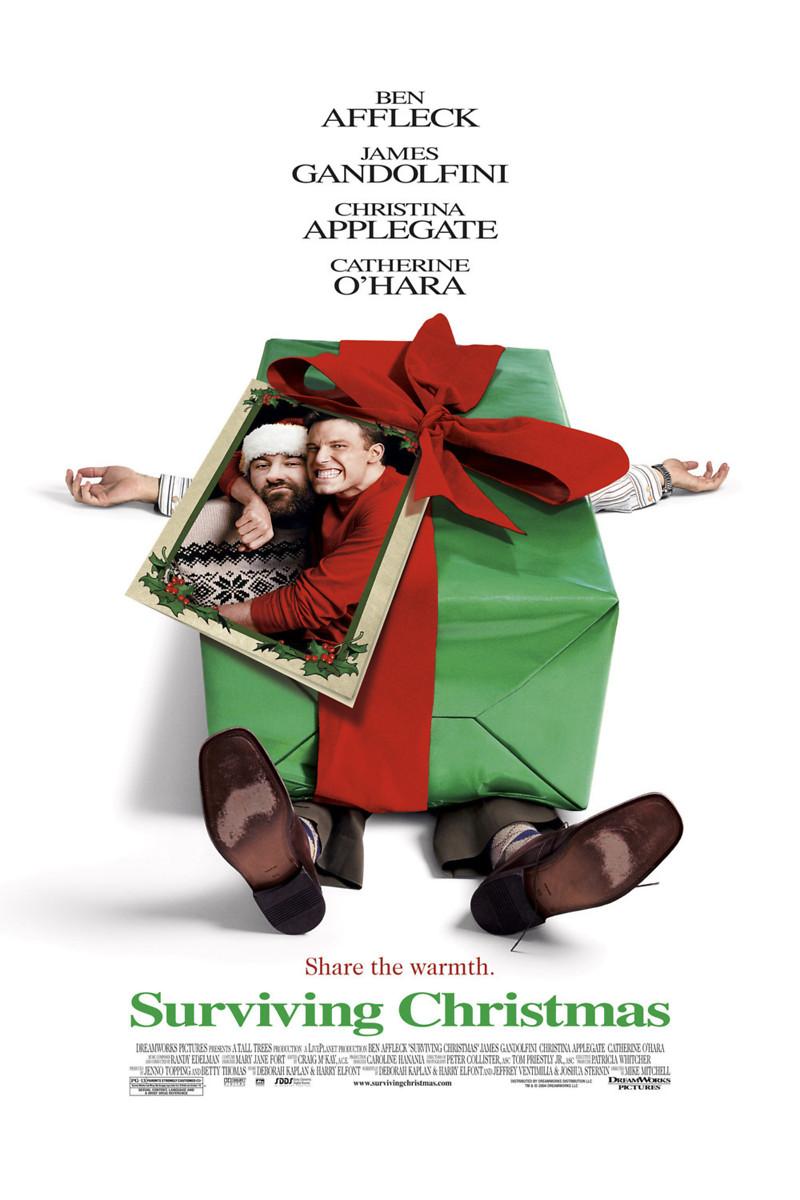 Surviving Christmas DVD Release Date December 21, 2004