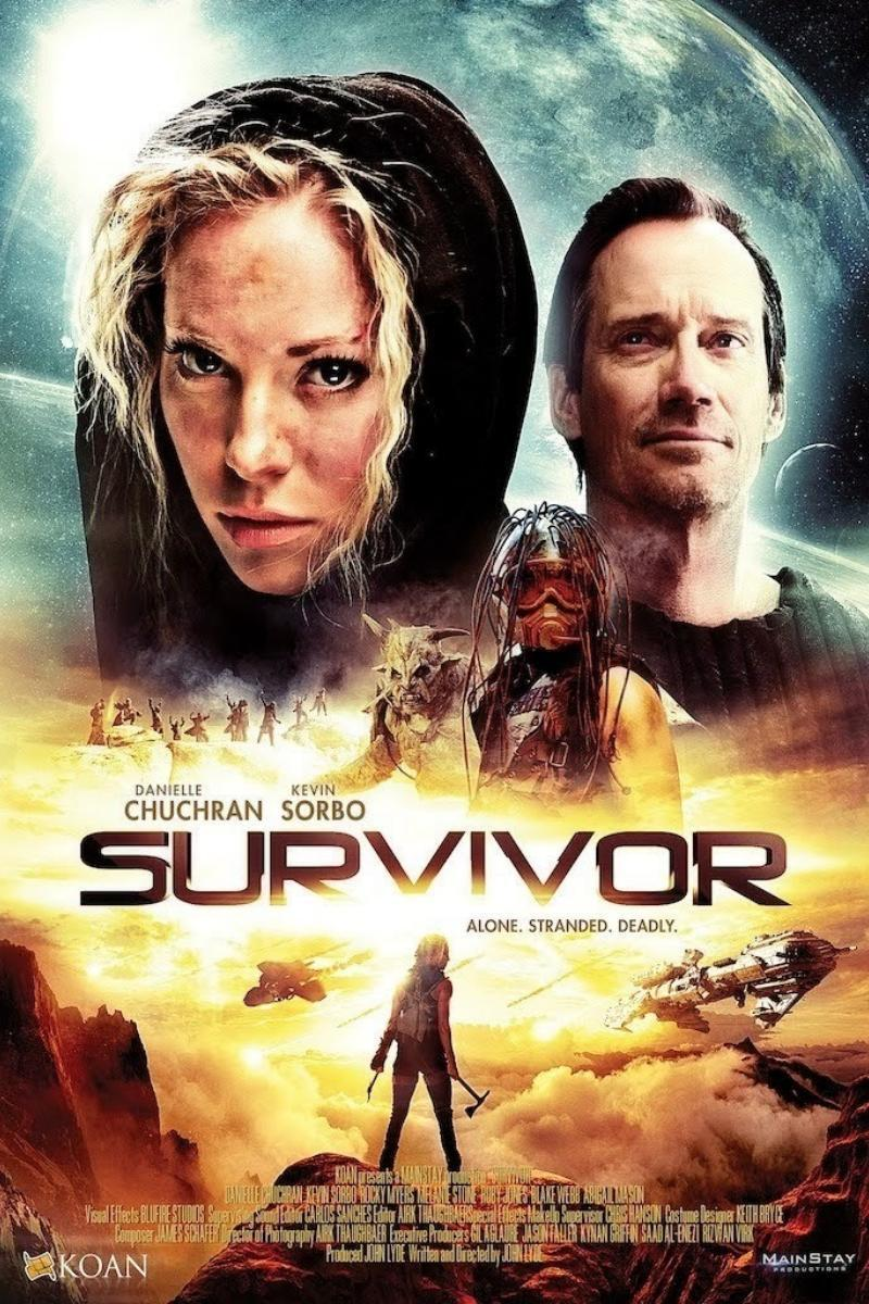 Survivor DVD Release Date February 17, 2015