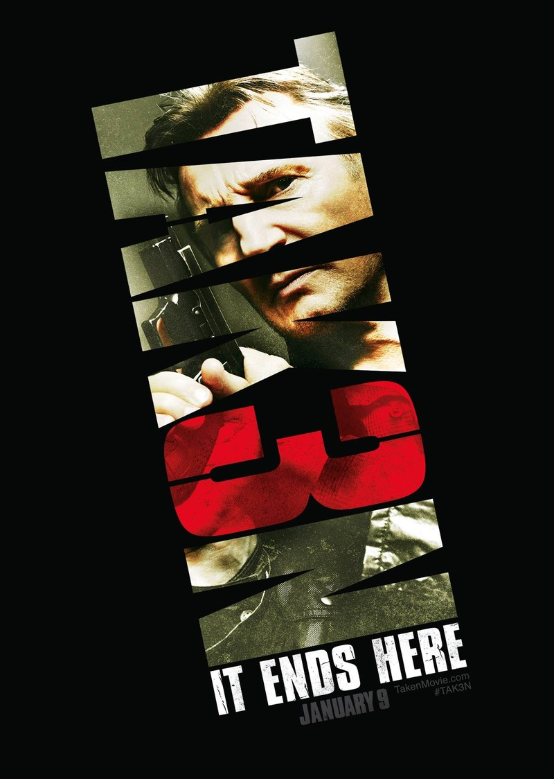 Taken 3 DVD Release Date April 21, 2015