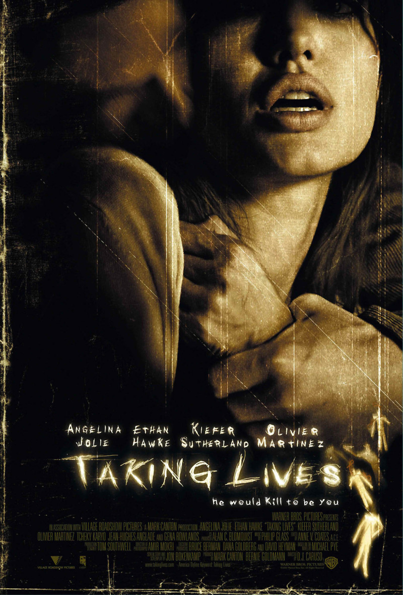 Taking Lives DVD Release Date August 17, 2004