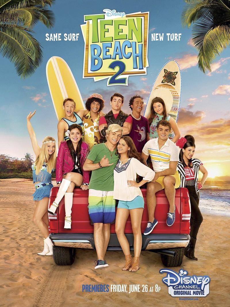 Teen Beach Movie 2 DVD Release Date