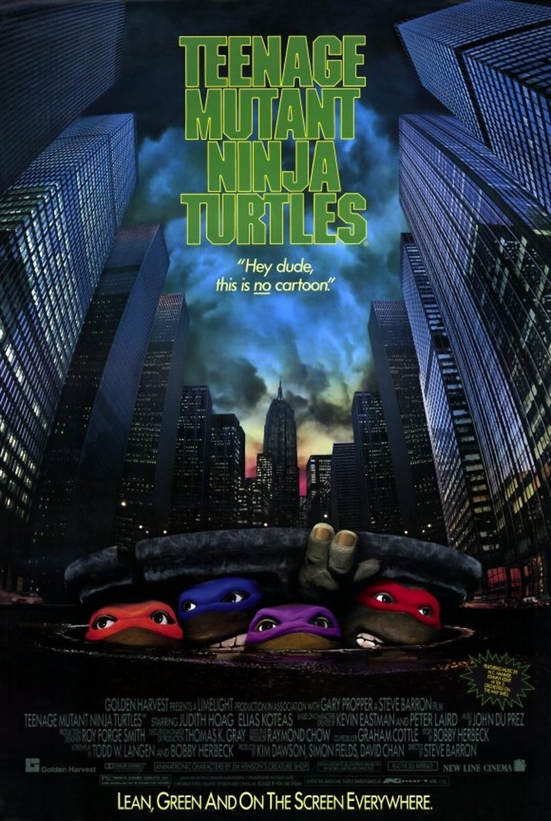 Teenage Mutant Ninja Turtles DVD Release Date