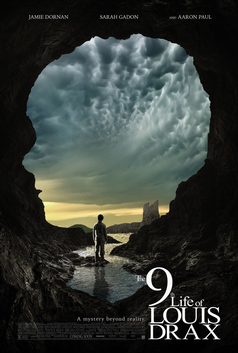 The 9th Life of Louis Drax DVD Release Date February 7, 2017