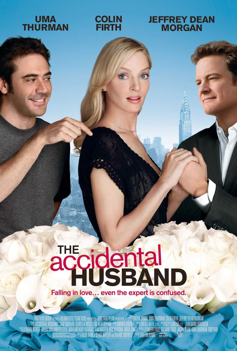 The Accidental Husband Dvd Release Date November 10 2009