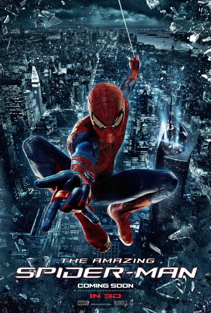 Amazing spider man 3 release date in Perth