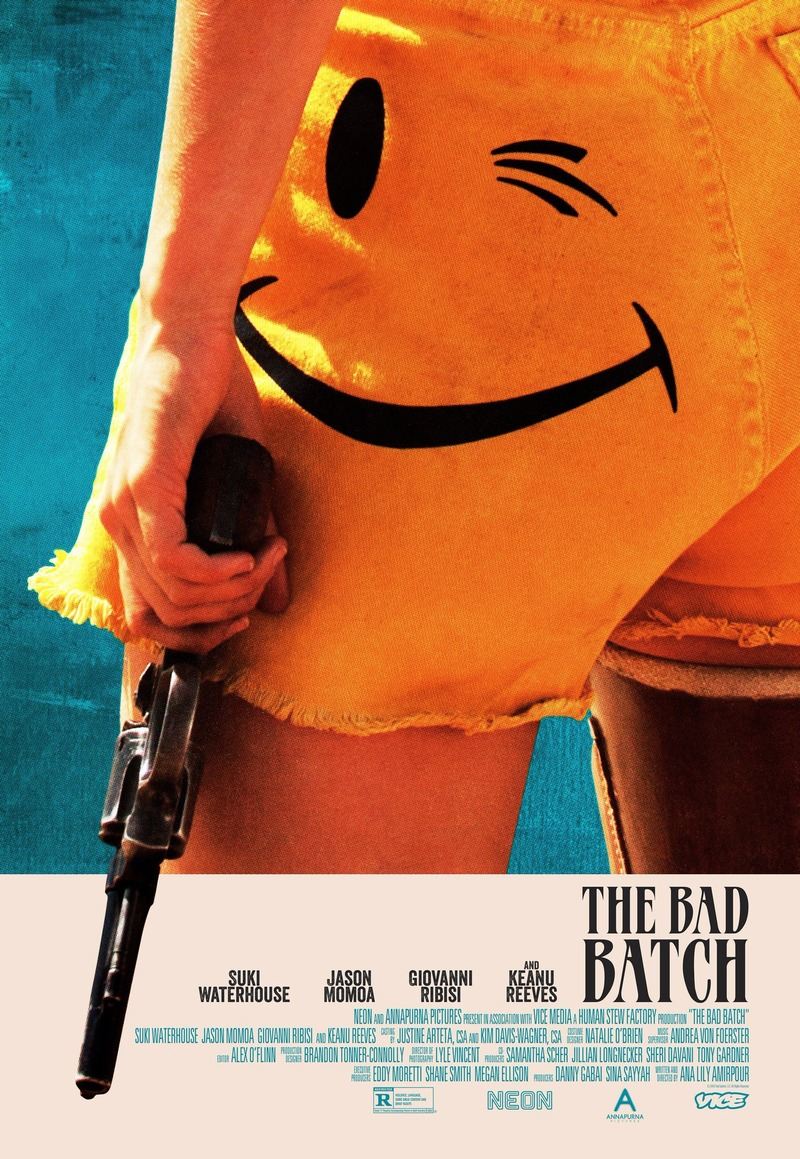 The Bad Batch DVD Release Date September 19, 2017