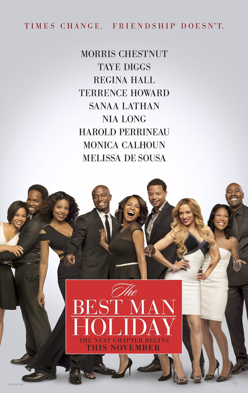 The best man holiday dvd release date february 11 2014 for Famous black and white christmas movies