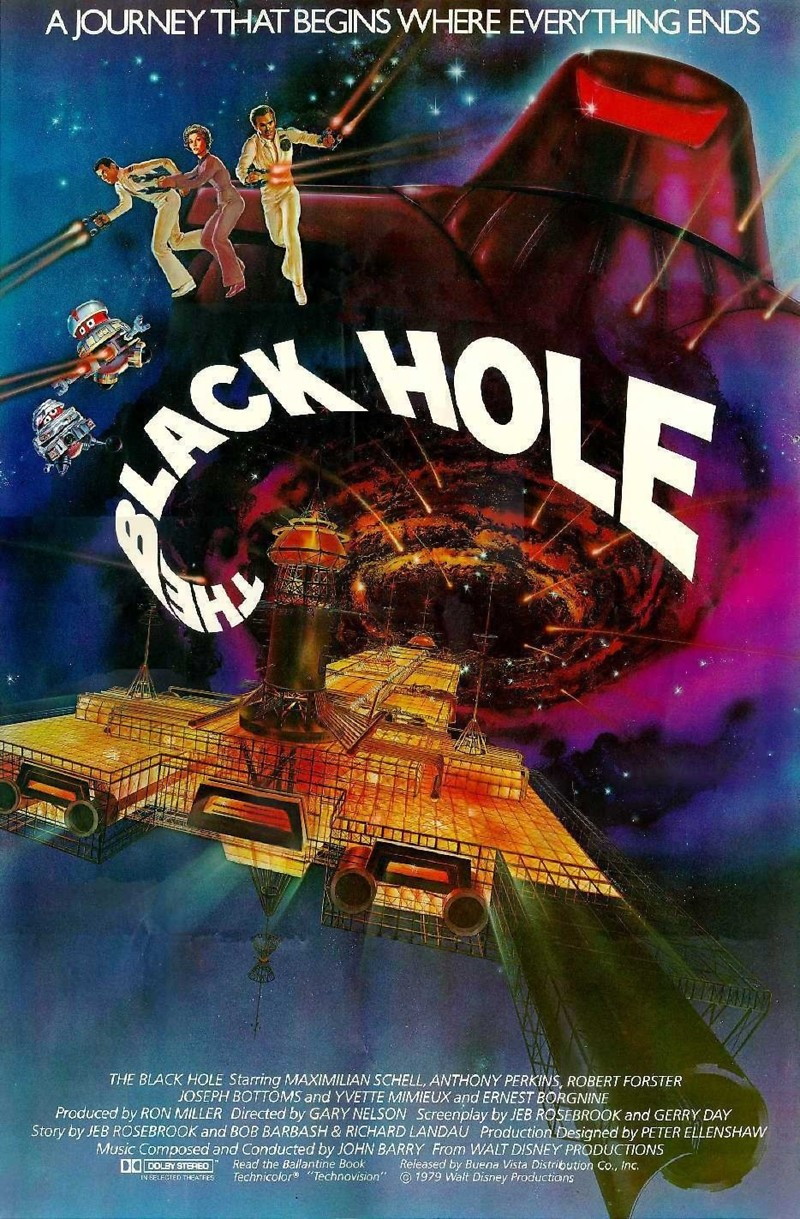 The Black Hole DVD Release Date