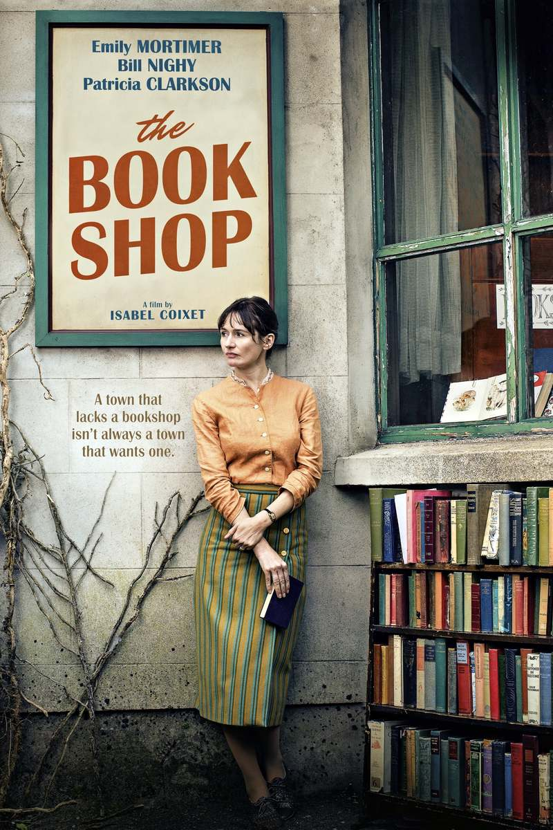 the bookshop filming locations