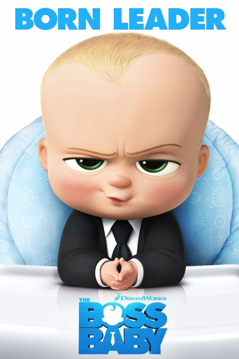 The Boss Baby Dvd Release Date July 25 2017